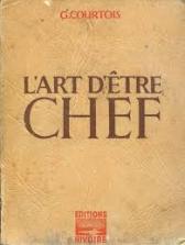 Libro L´ART D´ETRE CHEF